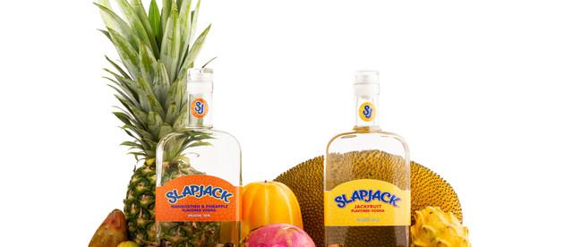In Atlanta tropical has a crazy fresh pop, courtesy of SLAPJACK Spirits Exotic Fruits