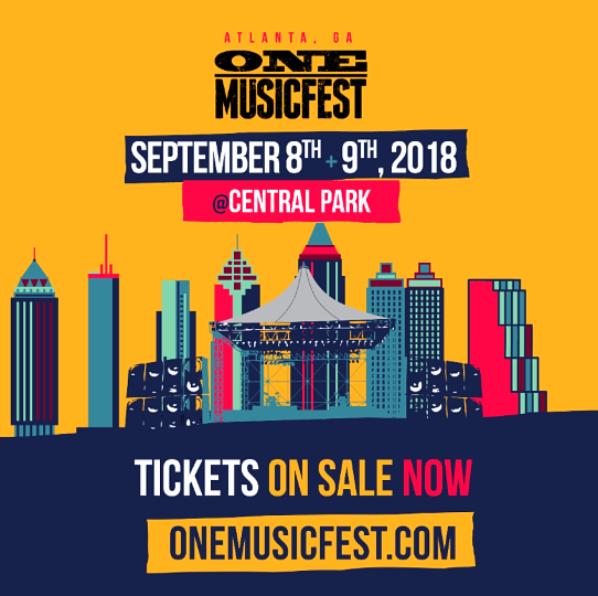 EARLY BIRD TICKETS FOR ONE MUSICFEST 2018 ARE NOW ON SALE