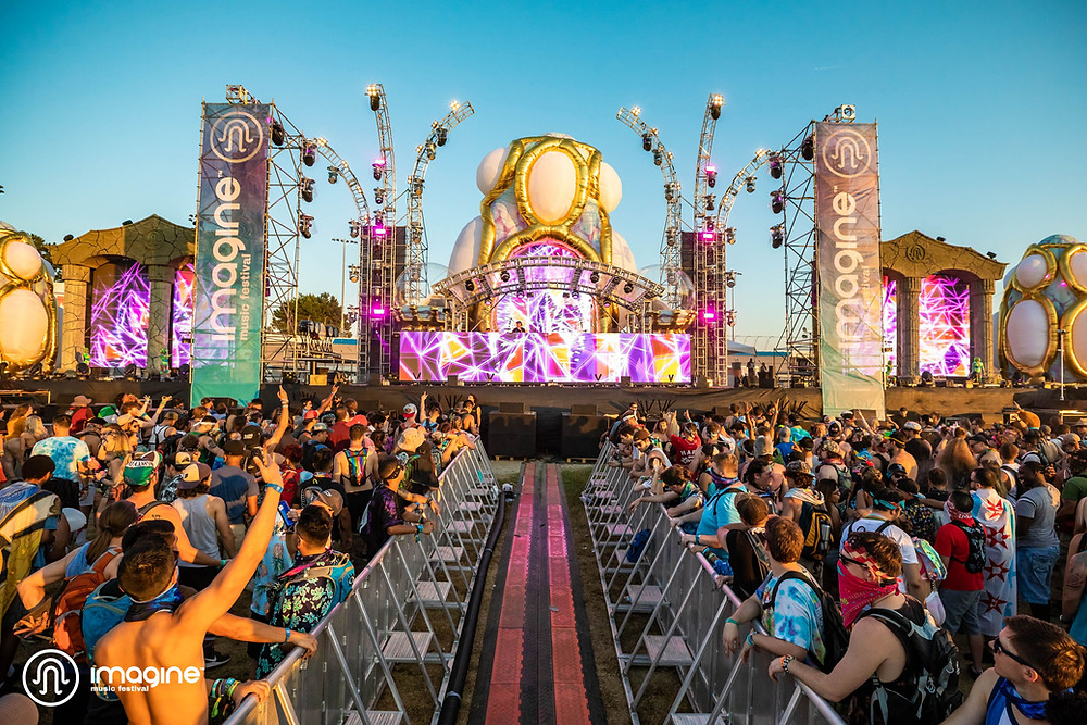 IMAGINE CREATES AN UNBELIEVABLE FIRST ROUND LINEUP FOR SEPTEMBER 20-22, 2019 EXPERIENCE
