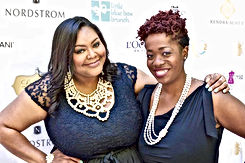 Ash Said It Ceo Ash Brown hosts Oh Nikka's 5th Annual Little Blue Box Brunch