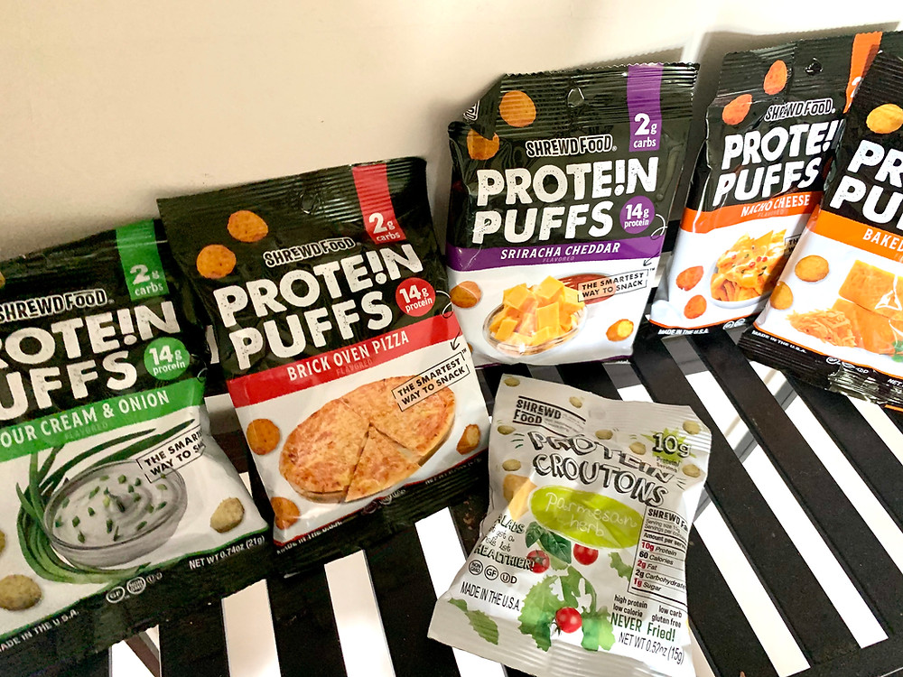 ***Product Review: Shrewd Food