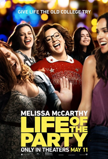 "Congrats, Tigers! ""LIFE OF THE PARTY"" World Premiere Winner Announced"