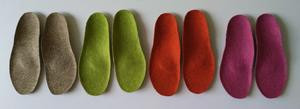 Canadian Shoemaker Producing Line of Comfort Insoles Using Natural Fiber