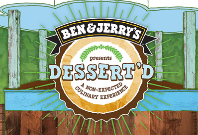 Ben & Jerry's Presents Dessert'd: A Non-Expected Culinary Experience