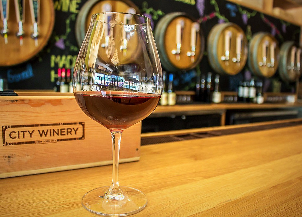 CITY WINERY ANNOUNCES CULINARY AND BEVERAGE EVENTS FOR MAY