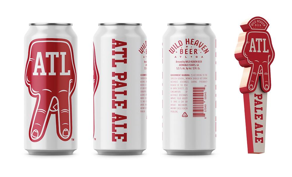 Wild Heaven + Mercedes-Benz Stadium House Beer Collaboration