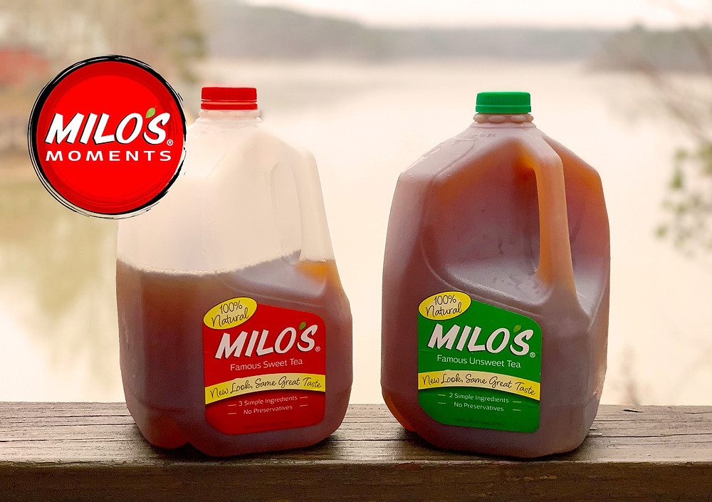 Milo's Tea Celebrates National Iced Tea Day on June 10