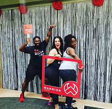"""Ash Said it Ash Brown Attends Lifetime Fitness """"Do What Moves You"""" event"""