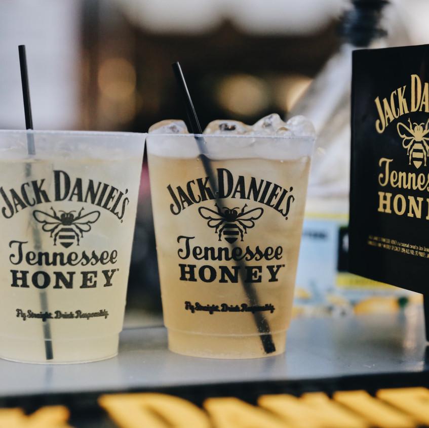 Jack Daniels at OMF18 Sat 1