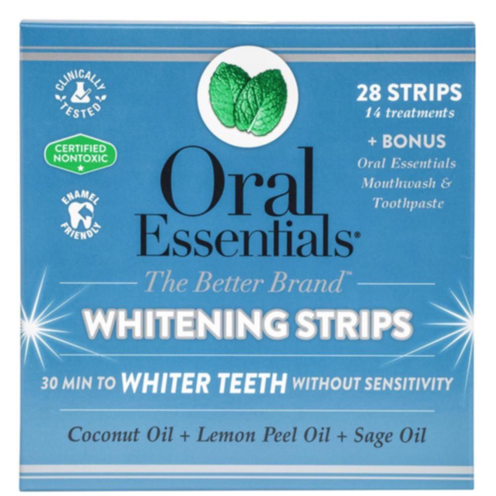 Oral Essential Whitening Strips