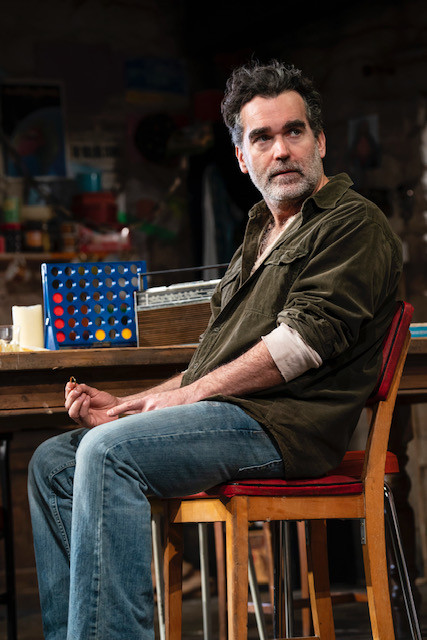 Brian d'Arcy James on The Ferryman and Being Directed by Sam Mendes