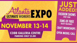 Enjoy 2 Free Tickets to the Atlanta Women's Expo!