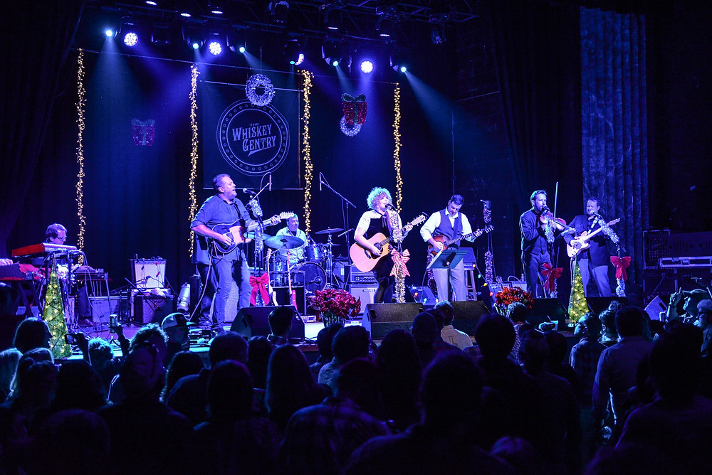 The Whiskey Gentry's 10th Annual Merry Y'alltide at Variety Playhouse