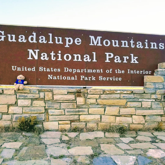 #13 Guadalupe Mountains National Park, TX