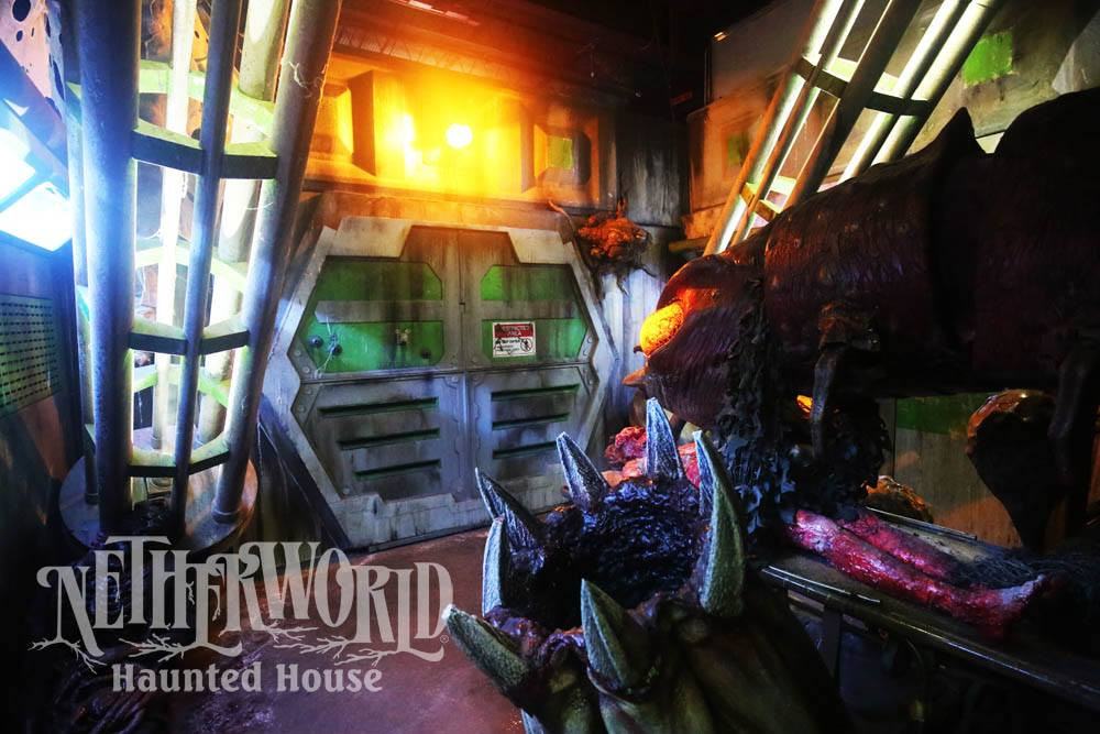 THE WORLD-FAMOUS NETHERWORLD HAUNTED HOUSE RETURNS IN SEPTEMBER