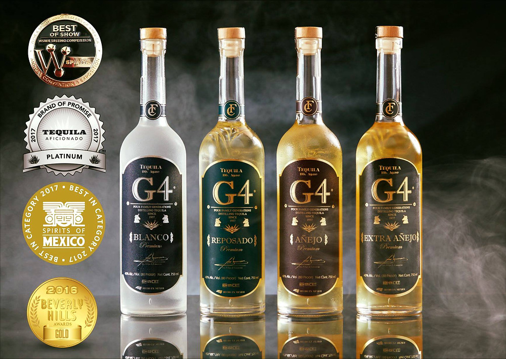 G4 Tequila Wins Best of Show 2018