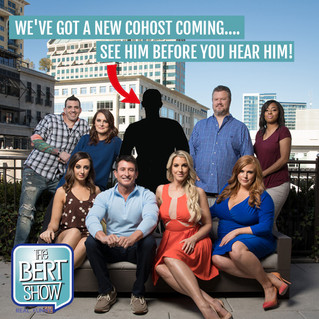 RELEASE: The Bert Show To Reveal New Co-Host at Comedy Night Benefiting Bert's Big Adventure