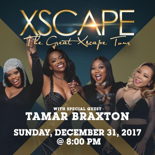 THE GREAT XSCAPE TOUR