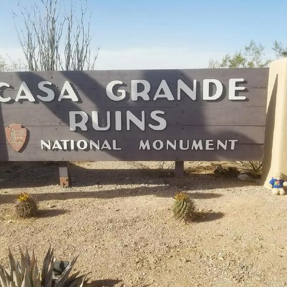 Casa Grande National Monument, AZ #6