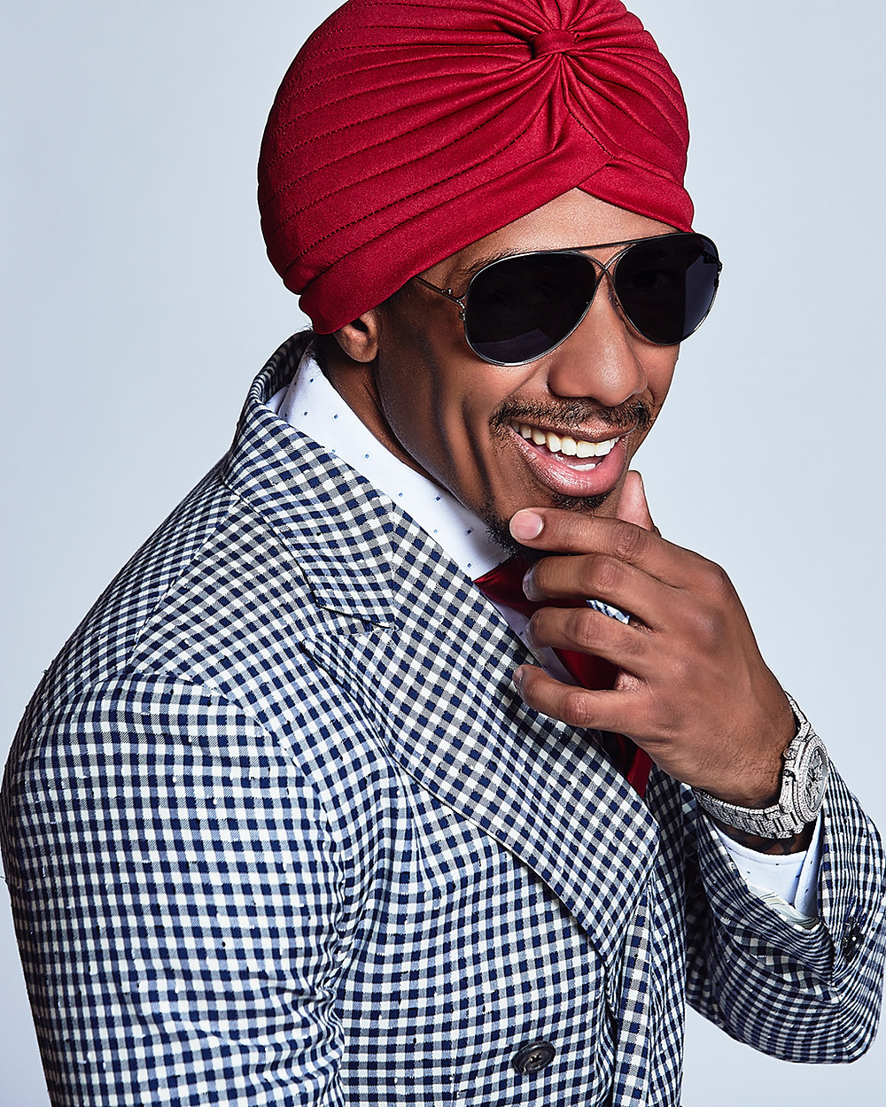 Nick Cannon on the Art of Ambition & Wild 'N Out Live!