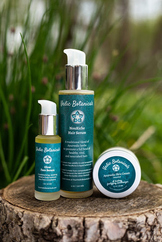 Everyday Nourishment with Vedic Botanicals
