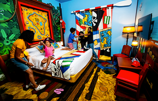LEGOLAND Florida Resort Reveals First Look at Pirate Island Hotel and Announces Grand Opening on Apr