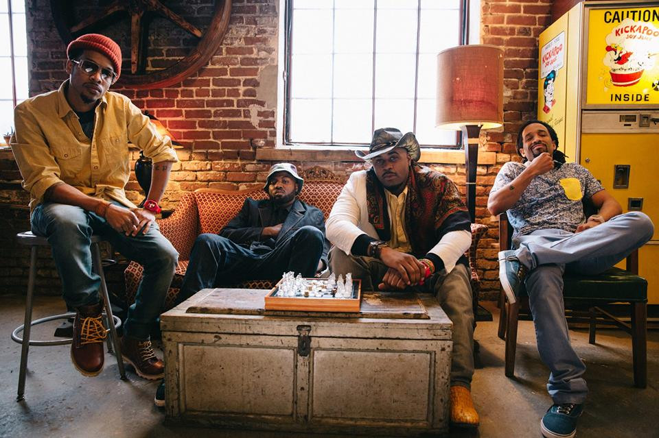 NAPPY ROOTS LAUNCHES CRAFT BEER AS THE BAND BREWS NEW BUSINESS VENTURES