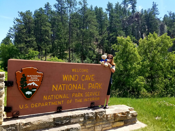 #36 Wind Cave National Park, SD