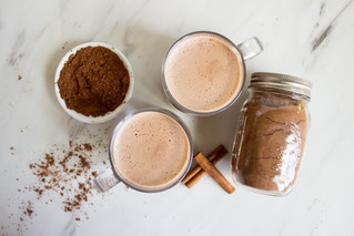 RECIPE for Superfood Hot Chocolate Mix
