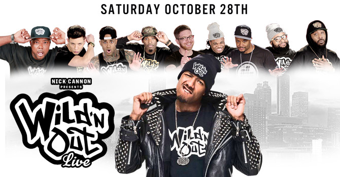 NICK CANNON PRESENTS: WILD 'N OUT LIVE!
