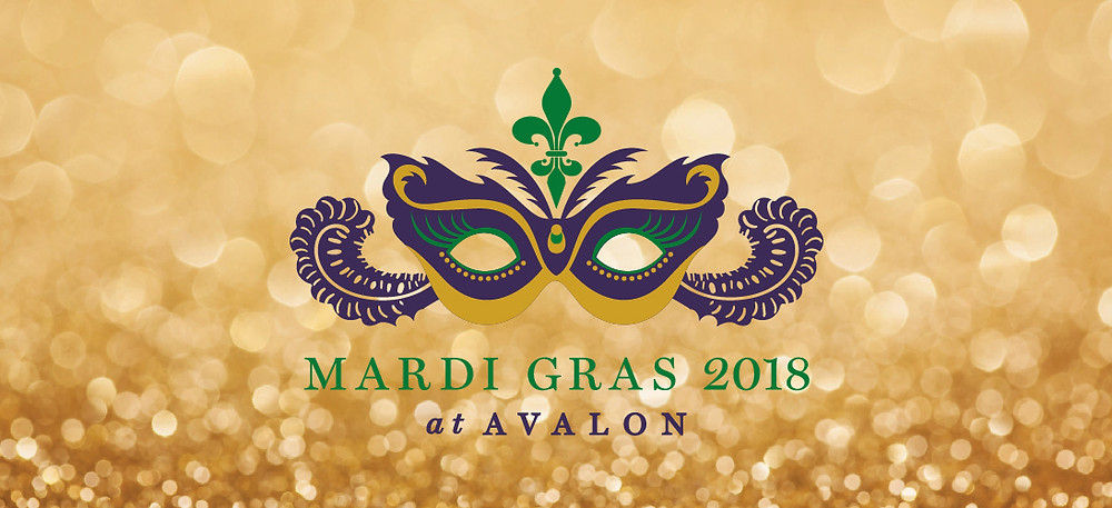 Mardi Gras at Avalon 2018
