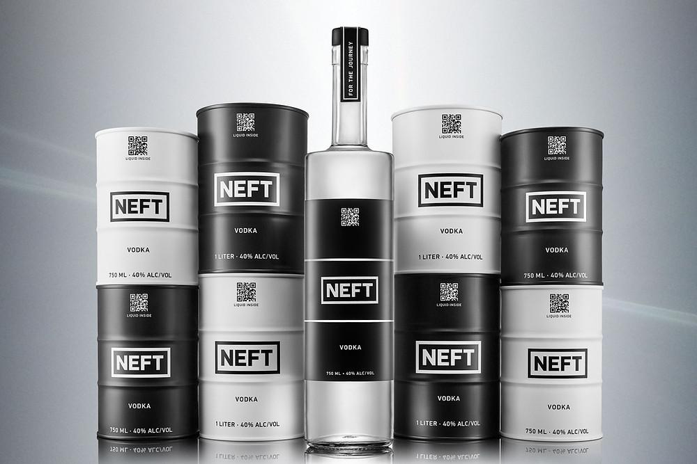 The New NEFT Vodka