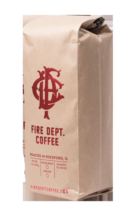 Fire Dept Coffee