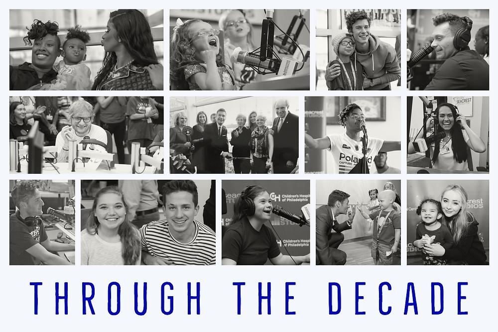 Seacrest Studios Ten Year Anniversary