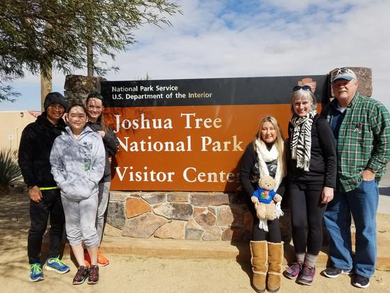 #15 Joshua Tree National Park, CA