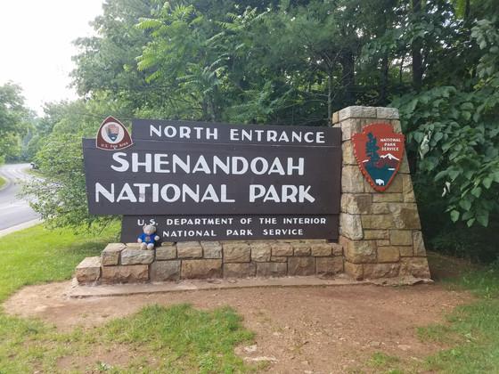 #33 Shenandoah National Park, VA