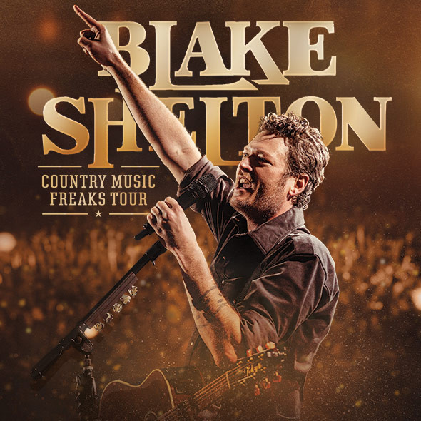 Blake Shelton in Atlanta, GA