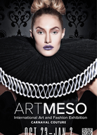 ART MESO PRESENTS THE 2021 CARNAVAL COUTURE EXHIBITION THIS FALL