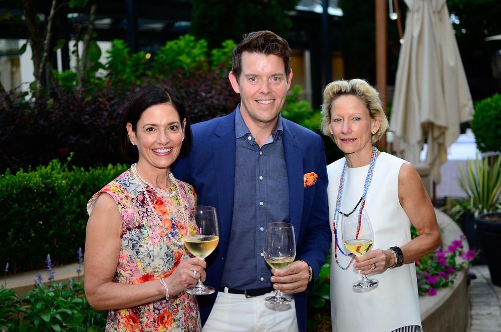 Jeffrey Fashion Cares 26th Annual Patron Party at Atlas