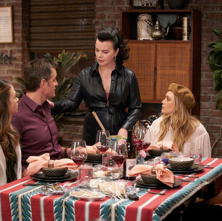 Debi Mazar Younger Cast TV Land