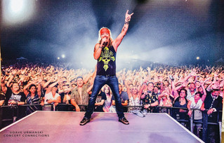 Bret Michaels: The Resilient Rocker Opens His Personal Scrapbook