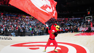 Atlanta Hawks Open 2017-18 In-Game Concert Series with Run the Jewels on Oct. 27