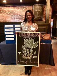 Ash Said It attends Tinkerman's Gin Launch in Atlanta