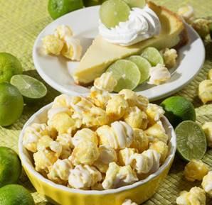 Popcornopolis Launches  Sweet Summer Flavors: Apple Pie & Key Lime Pie