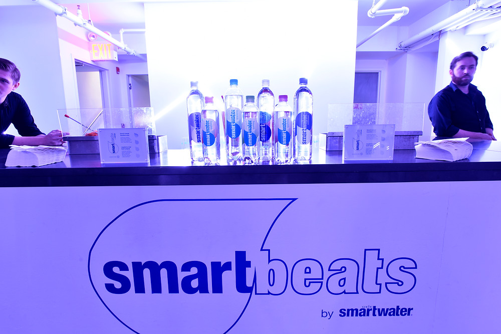 RECAP: Launch of smartbeats by smartwater
