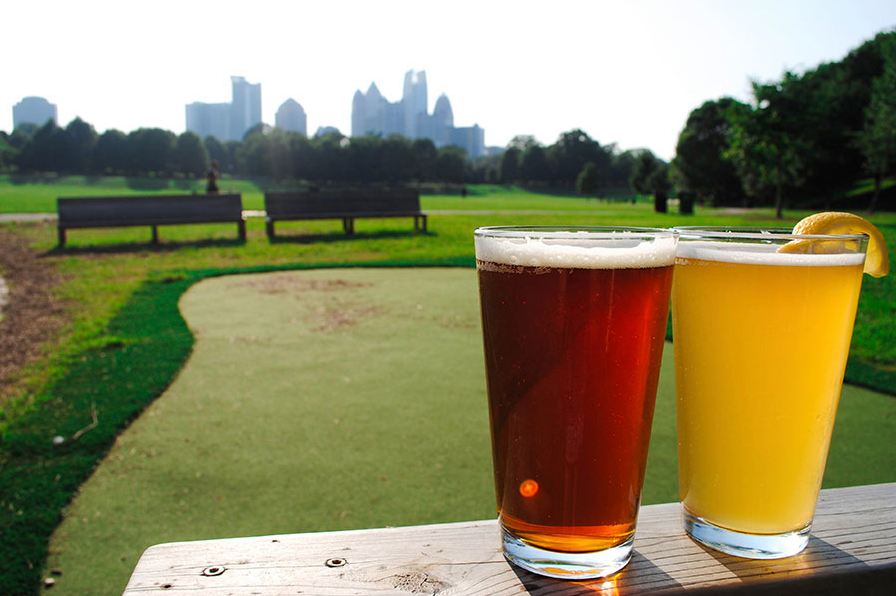 Park Tavern Hosts the Atlanta Track Club Official Post Peachtree Road Race Party