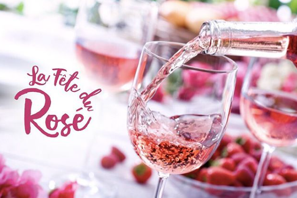 Inaugural La Fête du Rosé Announces Rescheduled Date