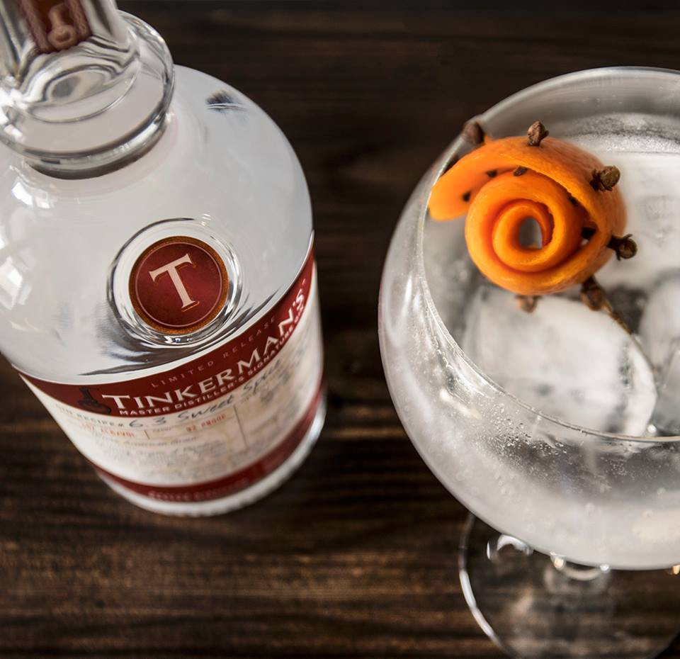 Tinkerman's Gin Is The Most Refreshing Gin On The Planet