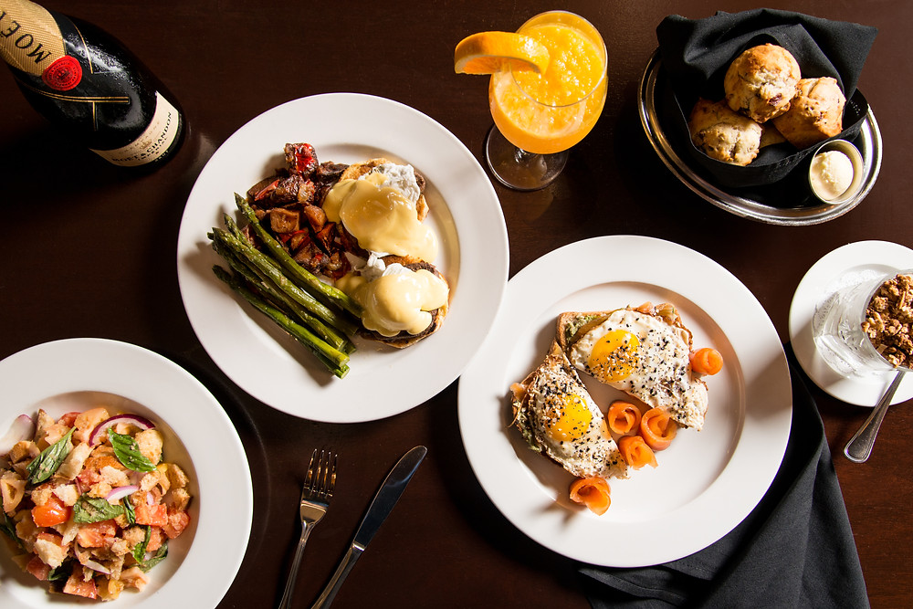 Enjoy a Build Your Own Mimosa Bar and Brunch Fare at Dantanna's
