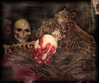 Scream in the Dark This Valentine's Day at NETHERWORLD Haunted House